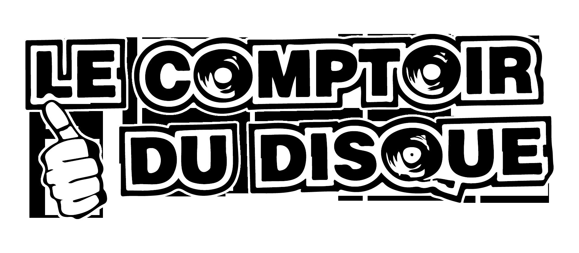 Le Comptoir du Disque Logo