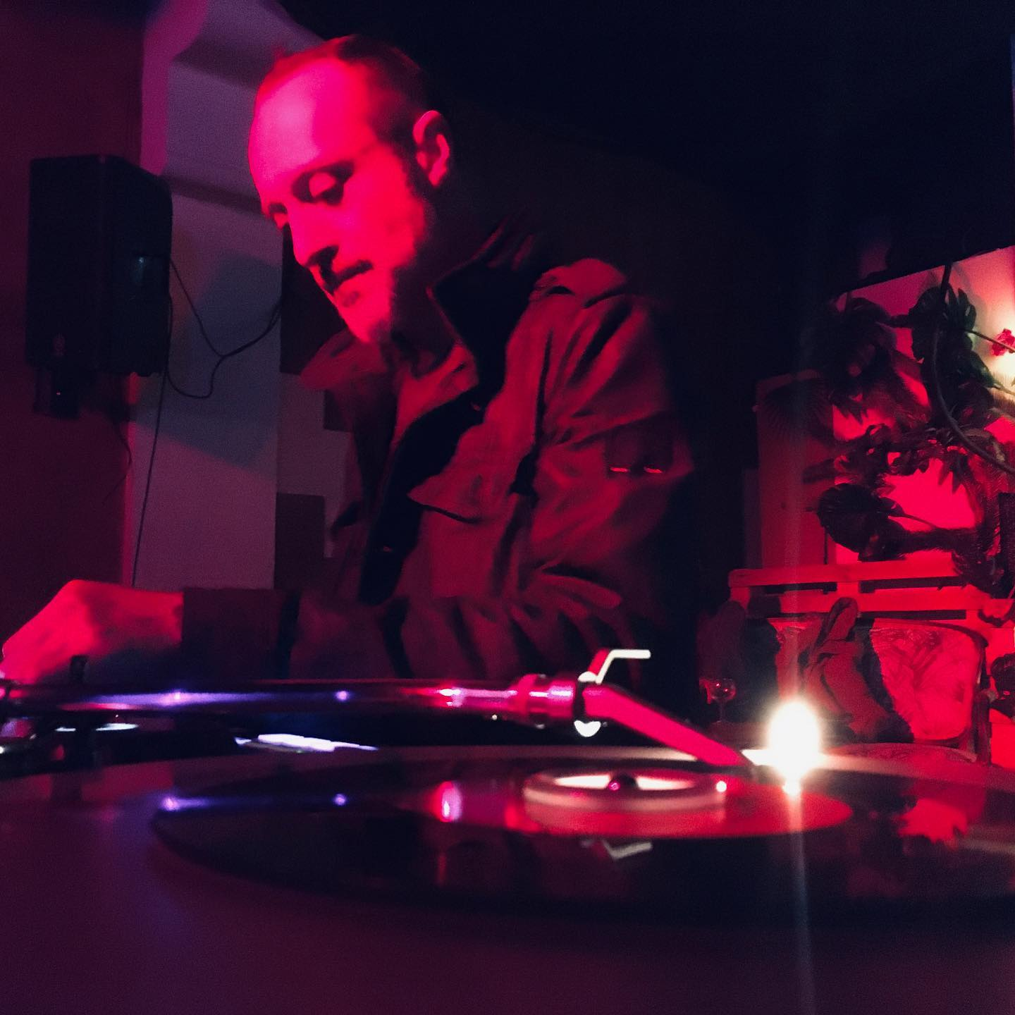 Lord funk in the mix